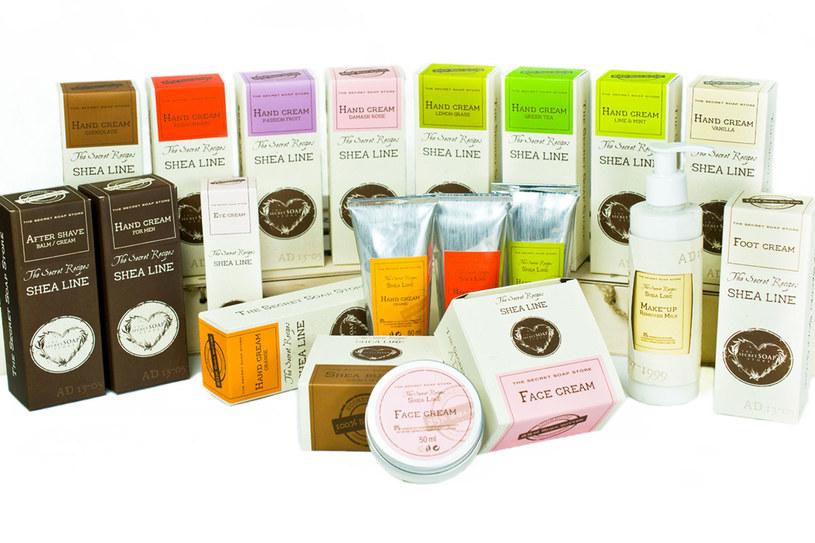Kosmetyki The Secret Soap Store /materiały prasowe
