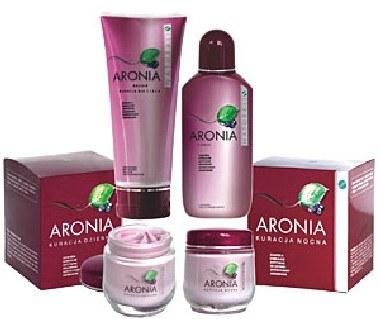 Kosmetyki z aronią, Produkty Naturalne /materiały prasowe