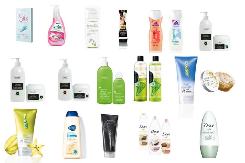 Kosmetyki zgłoszone do plebiscytu Stylowy Kosmetyk 2012 /Styl.pl