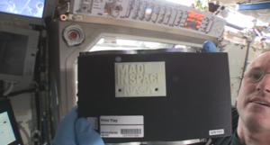 Kosmiczna drukarka 3D już działa