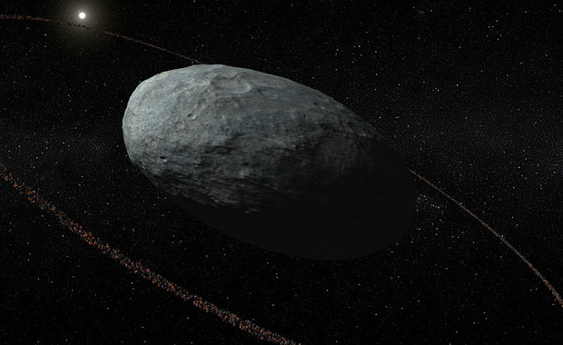 Kosmiczne jajko z niespodzianką