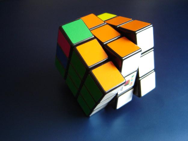 Kostka Rubika /sxc.hu /