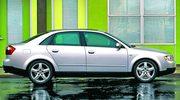 Kosztowne naprawy zawieszenia w Audi A4
