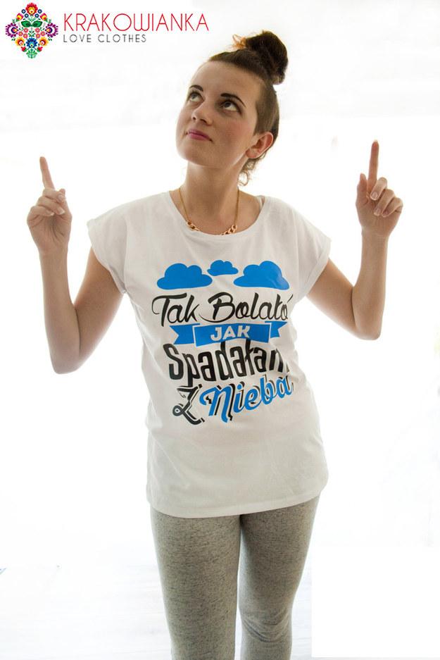 Koszulki z nadrukami! :)