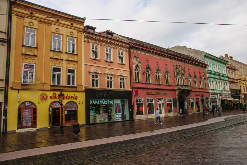 Koszyce, Słowacja /123RF/PICSEL