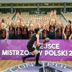 Koszykarki CCC Polkowice zdobyły brązowe medale