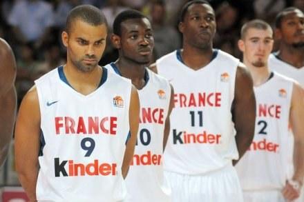 Koszykarze Francji przybliżyli się do awansu do wrześniowych mistrzostw Europy /AFP