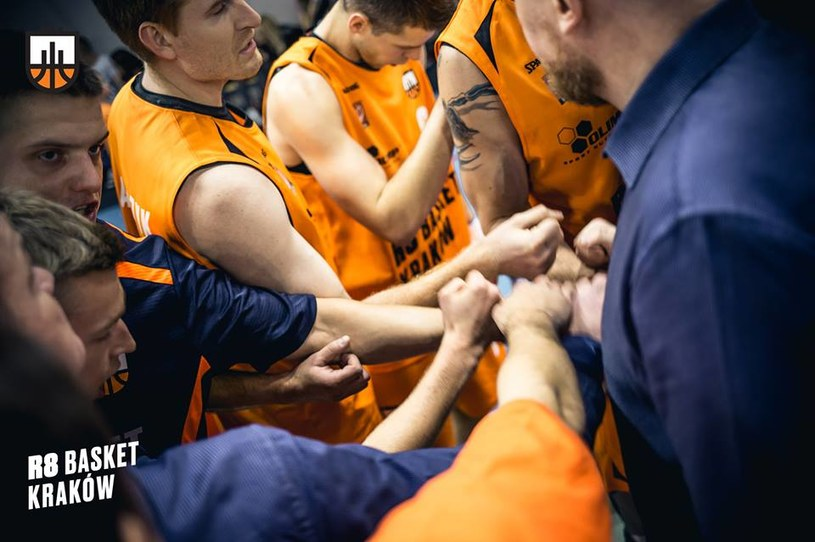 Koszykarze R8 Basket mają solidną zaliczkę przed rewanżem ze Śląskiem Wrocław /INTERIA.PL