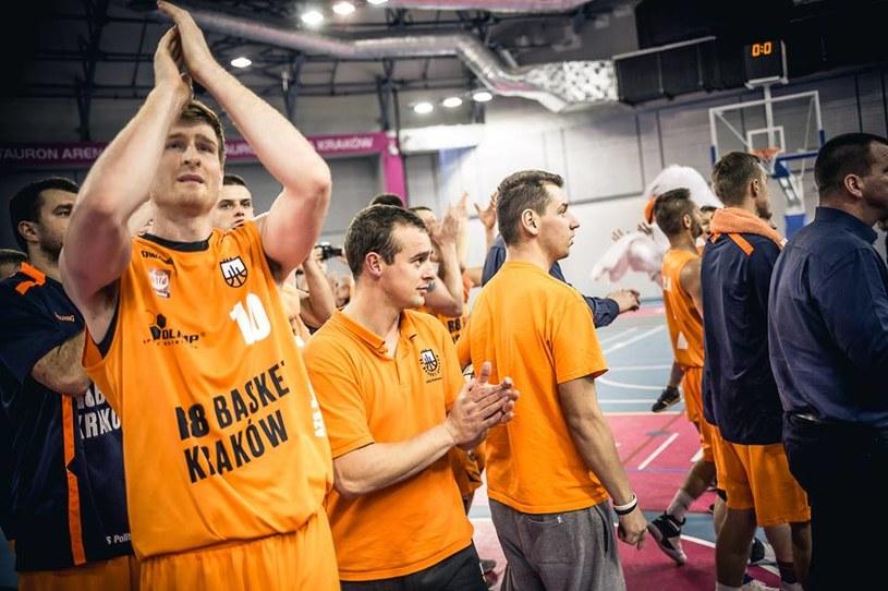 Koszykarze R8 Basket odnieśli siódme zwycięstwo z rzędu /Fot. R8 Basket AZS Politechnika Kraków /