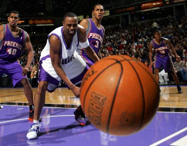 Koszykarze Sacramento Kings pewnie pokonali Phoenix Suns /AFP