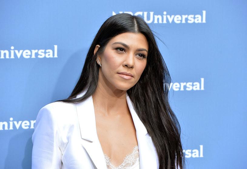 Kourtney Kardashian /Getty Images