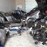 Kradli auta w Polsce i w Niemczech. Gang działający na niespotykaną skalę rozbity