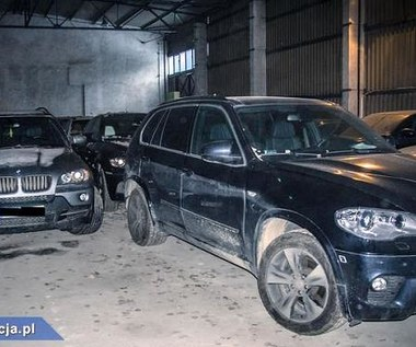 Kradli najnowsze BMW. Odzyskano auta za 3,5 mln zł!
