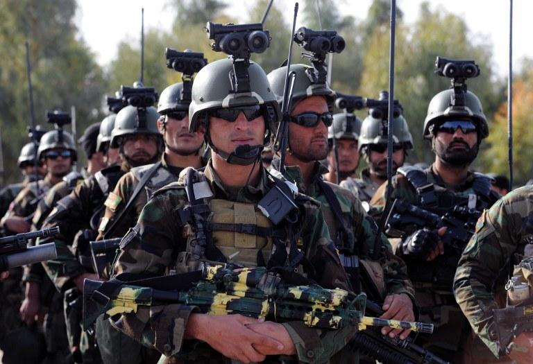 Kraje członkowskie NATO powinny wydawać więcej na obronność - mówi gen. Pavel, zdj. ilustracyjne /Javed Tanveer /AFP