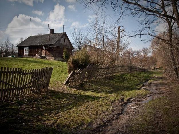 Krajobraz ten,skądinąd piękny,nie jest reprezentatywny dla Polski.A tak jest trakotwany/Ł.Miechowicz /Reporter