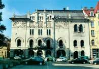 Kraków, budynek Teatru Starego /Encyklopedia Internautica
