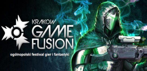 Krakow Game Fusion 2011 -  festiwal fantastyki i gier /materiały prasowe