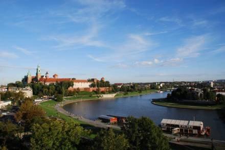Kraków jest piękny... / fot. P. Palmowski /INTERIA.PL