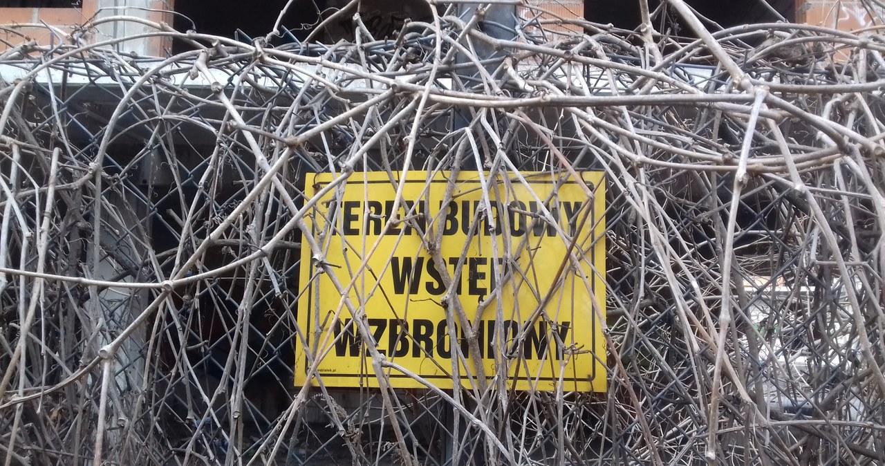 Kraków: Niezabezpieczony pustostan przy ul Twardowskiego