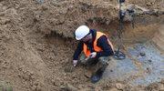 Kraków: Odnaleziono niezidentyfikowane ludzkie szczątki. Dalsze prace poprowadzi IPN
