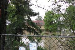 Kraków: Pęka wał w rejonie ul Wioślarskiej