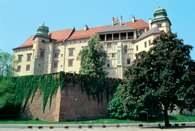 Kraków, Wawel /Encyklopedia Internautica