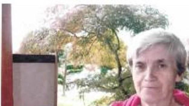 Kraków: Zaginęła 72-latka chora na Alzheimera. Policja prosi o pomoc
