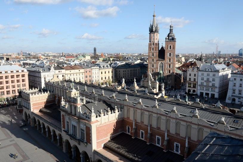 Kraków, zdj. ilustracyjne /Piotr Guzik /Agencja FORUM