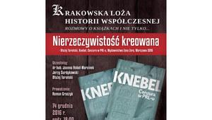 Krakowska Loża Historii Współczesnej zaprasza: Cenzura w PRL