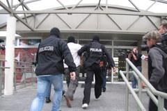 Krakowski bombiarz przed sądem
