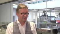Krakowski odcinek S7: innowacyjna droga ze zużytych opon