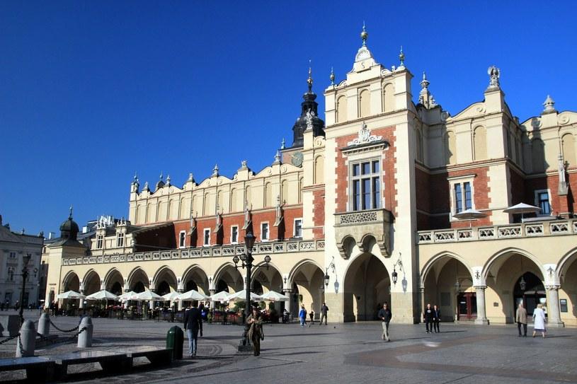 Krakowskie Sukiennice /Marek Zajdler /East News