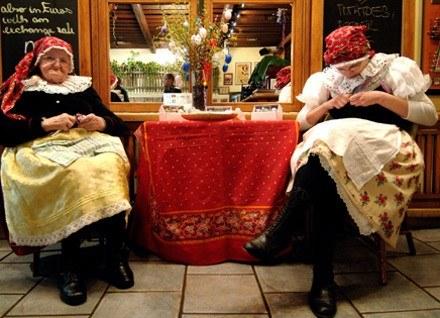 Kraslica - czyli pisanka po czesku /AFP