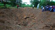 Krater pozostałością po meteorycie? Są wątpliwości