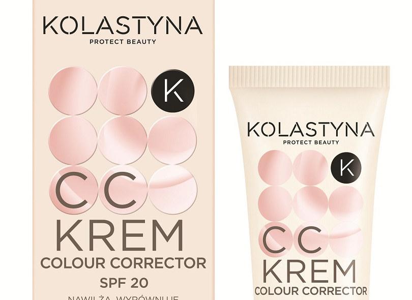 Krem CC od Kolastyny /materiały prasowe