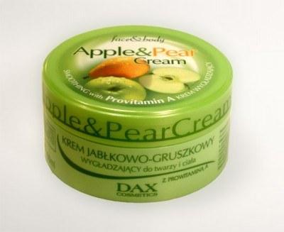 Krem jabłkowo-gruszkowy /materiały prasowe