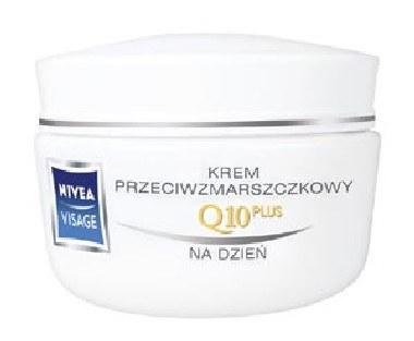 Krem na dzień Q10 Plus NIVEA VISAGE /materiały prasowe