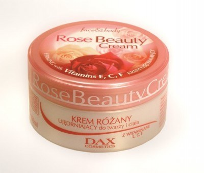 Krem różany /materiały prasowe