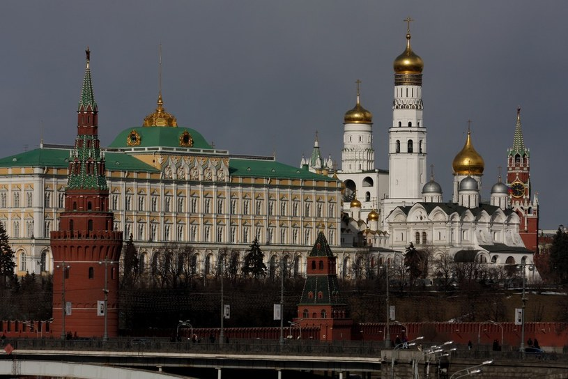 Kreml - siedziba najwyzszych wladz rosyjskich /Marcin Osman /Reporter