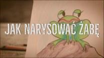 Krok po kroku - jak narysować żabę?