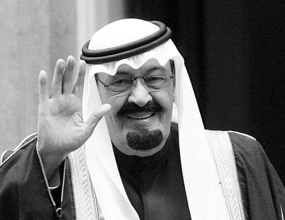 Król Arabii Saudyjskiej Abd Allah ibn Abd al-Aziz as-Saud /ANDY RAIN /PAP/EPA