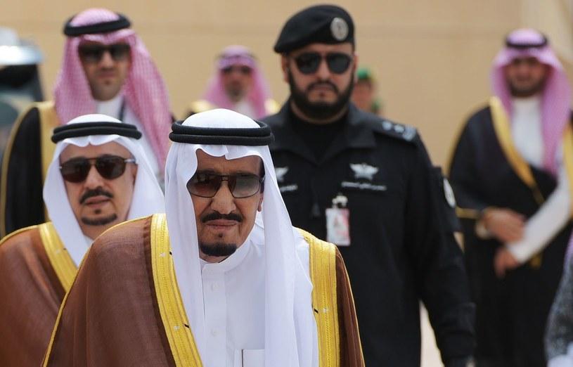 Król Arabii Saudyjskiej Salman bin Abdulaziz al-Saud /AFP
