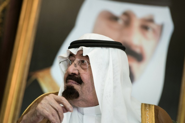 Król Arabii Saudyjskiej /AFP