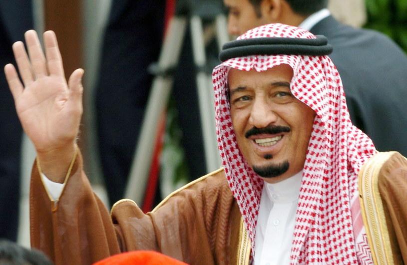Król Salman Bin Abdulaziz Al-Saud/ 21.05.2014 /PAP/EPA