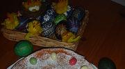 Krol sernik czyli ostatni swiateczny kulinarny akcent w tym roku