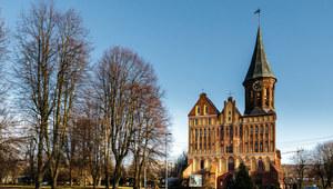 Królewiec - dawna stolica Prus Książęcych