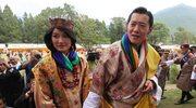 Królewski ślub w Bhutanie