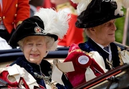 Królowa Elżbieta II. /AFP