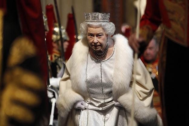 Królowa Elżbieta II /PAP/EPA