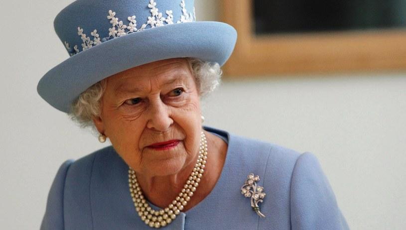 Królowa Elżbieta II /Julien Behal /PAP/EPA